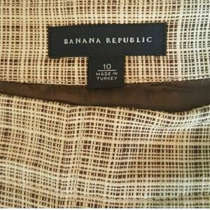 Banana Republic Skirts - Banana Republic Pleated Woven Skirt